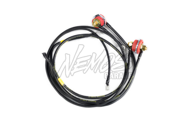 Rywire D & B-Series Separated Charge Harness