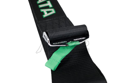 Takata Race 4 FIA certified Harnesses