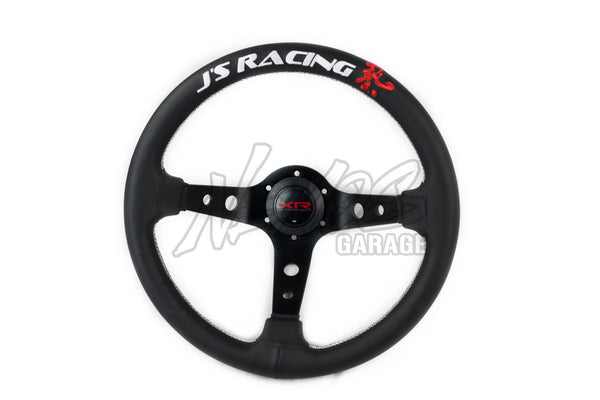 "J's Racing ""Xtreme Racers"" Type-D Steering Wheel - U.S. Version"