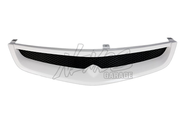 Feel's Honda Twin Cam 06-11 JDM Civic (FD2) Mesh Front Grille