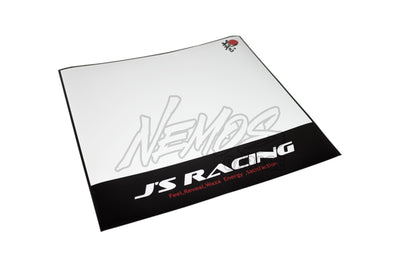 J's Racing Number Plate Decals