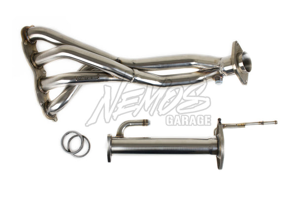 K-Tuned 304 Series 8th Gen Civic Si Header