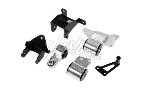 Hasport Billet Motor Mounts for 06+ Civic (Si and Non Si)