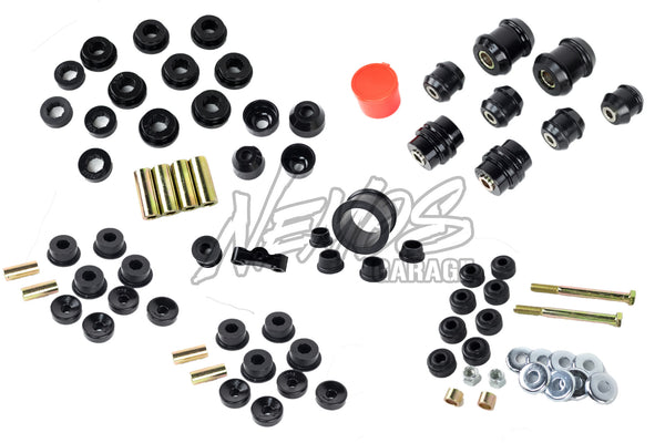 Energy Suspension Hyperflex Master Bushing Sets - Honda/Acura Applications