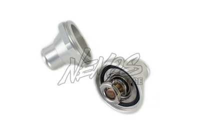 K-Tuned In-Line Billet Thermostat Housing (w/ Stant T-stat)