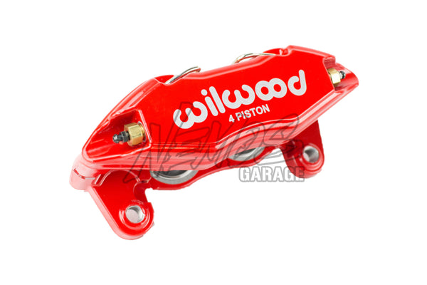 Wilwood Forged DPHA Front Calipers - Honda/Acura Applications
