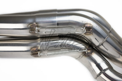 K-Tuned 409 Series Race Header - 02-06 RSX Type S (DC5) / 02-05 Civic Si (EP3)