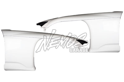 Spoon Sports Front Wide Fenders for 00-09 S2000 (AP1/2)