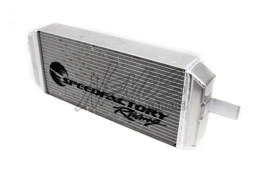 SpeedFactory Aluminum Tucked Radiators
