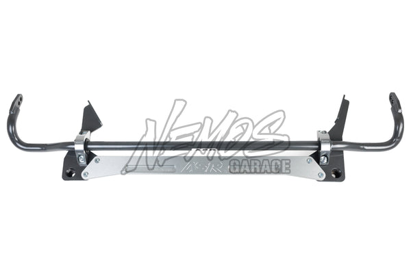 ASR Swaybar with Subframe Brace Combo - Honda/Acura Applications