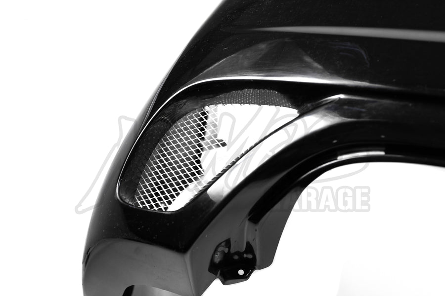 INGS+1 N-Spec Rear Bumper - 06-11 Civic Type R (FD2)
