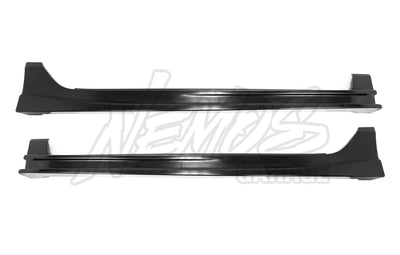 INGS+1 N-Spec Side Skirts - 06-11 Civic Type R (FD2)