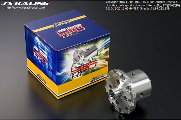 J's Racing 1.5 Way Limited Slip Differential - 00-09 S2000 (AP1/2)