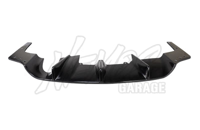 J's Racing Rear Diffuser - 06-11 Civic Type R (FD2)