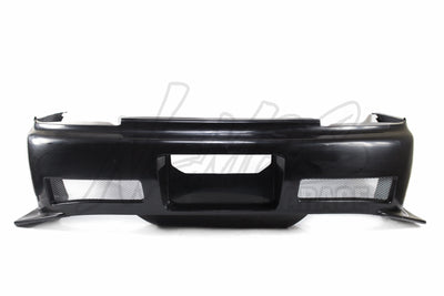 J's Racing Type-S Rear Bumper for S2000 (AP1/2)