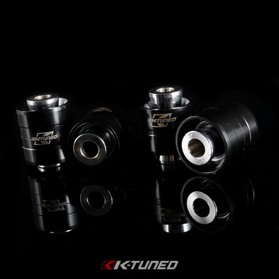 K-Tuned Front Lower Control Arm Replacement Bushings - 92-00 Civic (EG/EK) Spherical
