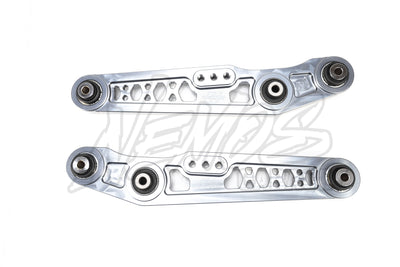 K-Tuned Rear Lower Control Arms (Grey) - 92-95 Civic (EG)/94-01 Integra (DC2)