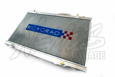 Koyo Full Size Radiator - 2017+ Civic Type R