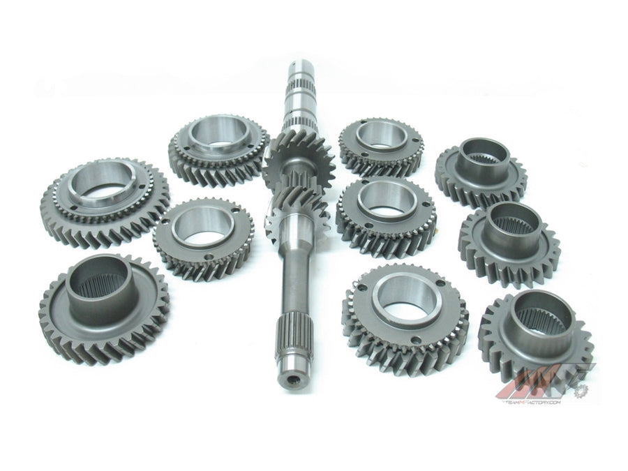 MFactory Dual Cone K-Series Close Ratio Gear Set