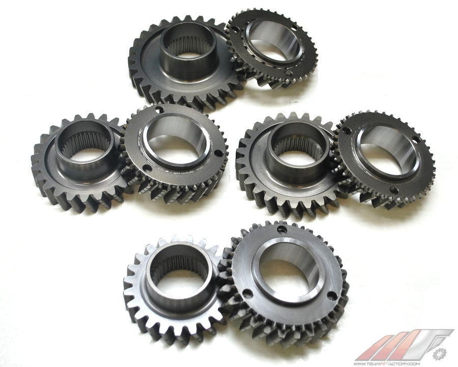 MFactory Dual Cone B-Series Close Ratio Gear Set w/ Carbon Synchros