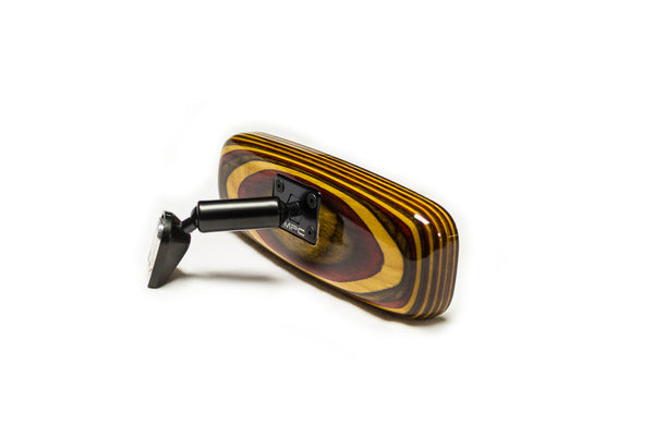 MPC Motorsports Wooden Rear View Mirror Kit
