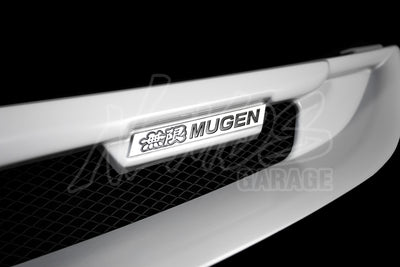 Mugen Power Front Sports Grille - 06-11 Civic Type R (FD2)