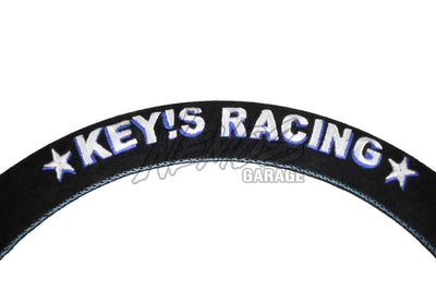 Key's Racing Deep Type Steering Wheels - Leather or Suede