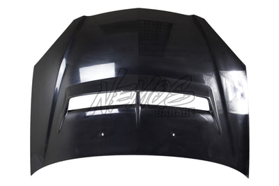 First Molding Aero Vented Hood (FRP/FRP) - Honda/Acura Applications