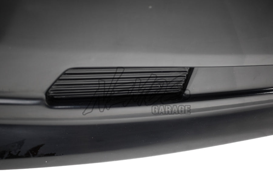 C-West Rear Bumper - 92-95 Civic Hatchback (EG)