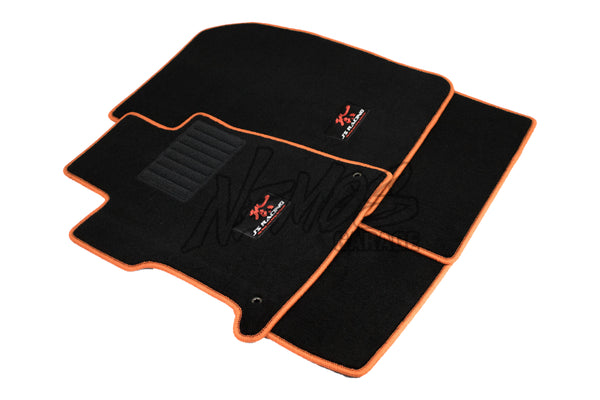 J's Racing Floormats All Colors - Honda/Acura Applications