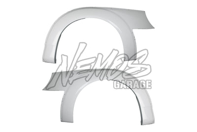 Spoon Sports Rear Wide Fender Flares - 00-09 S2000 (AP1/2)