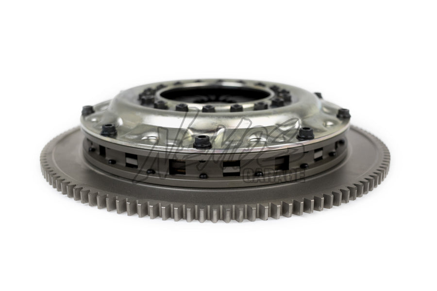 OS Giken TS2AS Twin Plate Clutch w/Softer Diaphragm Spring - Honda/Acura Applications