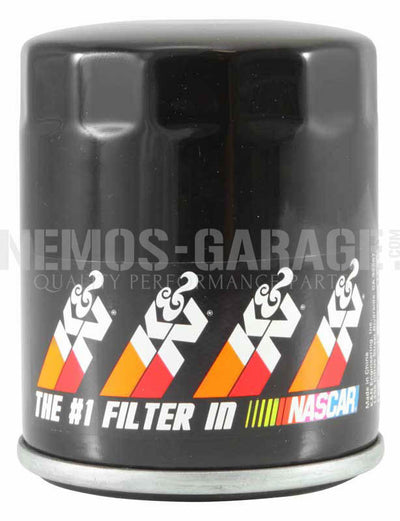 K&N Oil Filters - Pro and Performance Series