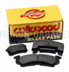 Wilwood BP Series Rear Brake Pads
