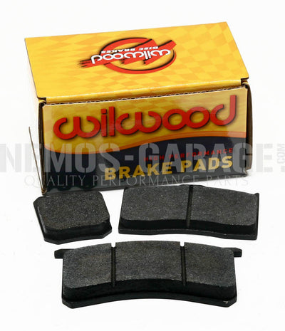 Wilwood BP 10/20/30 Series Front Brake Pads for Wilwood BBK Applications