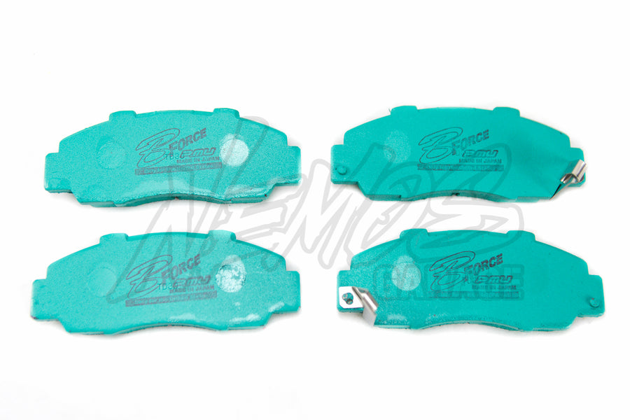 Project Mu B-Force Front Brake Pads - 12+ FR-S / BRZ / GT-86