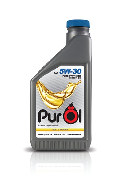 PurÖl Elite Series Synthetic Motor Oil