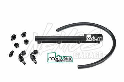 Radium Engineering Fuel Rail - B-Series Applications
