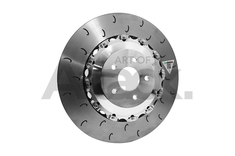 FRONT Brake Rotor Pair of 2 Fits 99-04 Acura RL