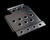 Checkerd Sports Driver Race Floor Plate - 00-09 S2000 (AP1/AP2)