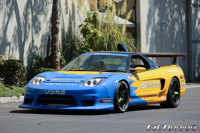Spoon Sports NSX-R GT Front Bumper - 02+ NSX (NA2)