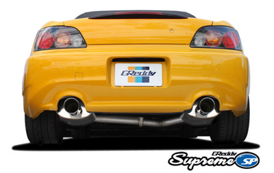 Greddy Supreme SP Exhaust - 00-09 Honda S2000 (AP1/AP2)