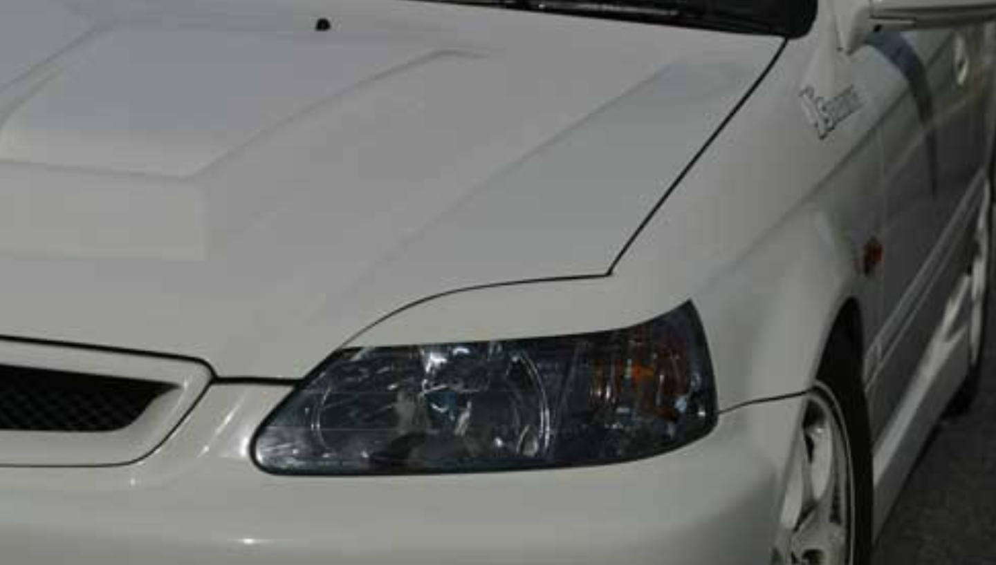 ChargeSpeed Front Headlight Eye Line