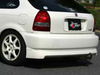 ChargeSpeed Rear Under Spoiler - 99-00 Civic Hatchback (EK)