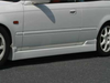 ChargeSpeed Side Skirts - 96-00 Civic Coupe / Hatchback (EK)