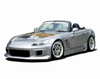 ChargeSpeed Front Bumper - S2000 (AP1)(AP2)