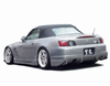 ChargeSpeed Rear Bumper - S2000 (AP1)(AP2)
