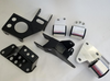 Hasport Dual Height AWD K-Series Mount Kit - 92-95 Civic (EG) / 94-01 Integra (DC)