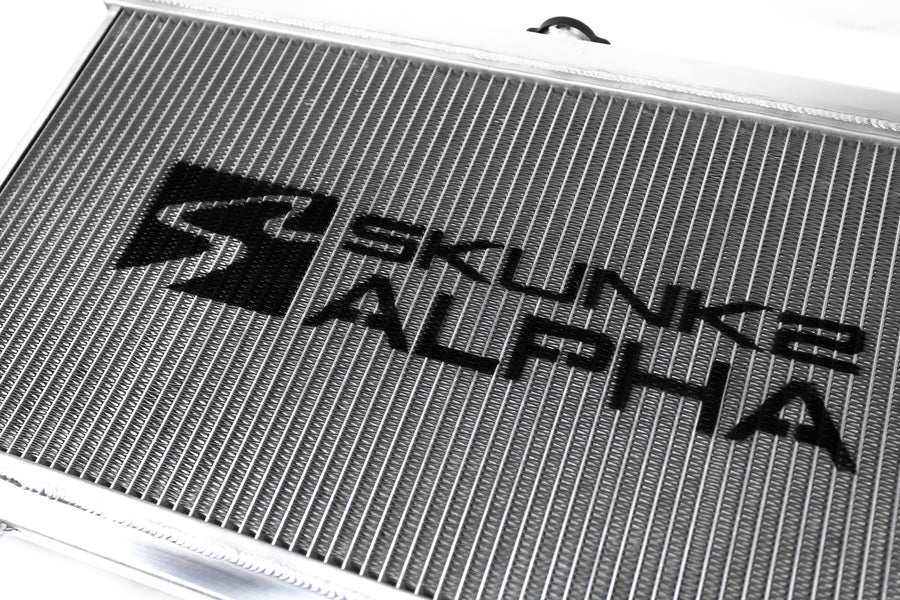 Skunk2 Alpha Series Radiators - Honda/Acura Applications