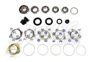Synchrotech Brass Rebuild Kit - B-Series Applications
